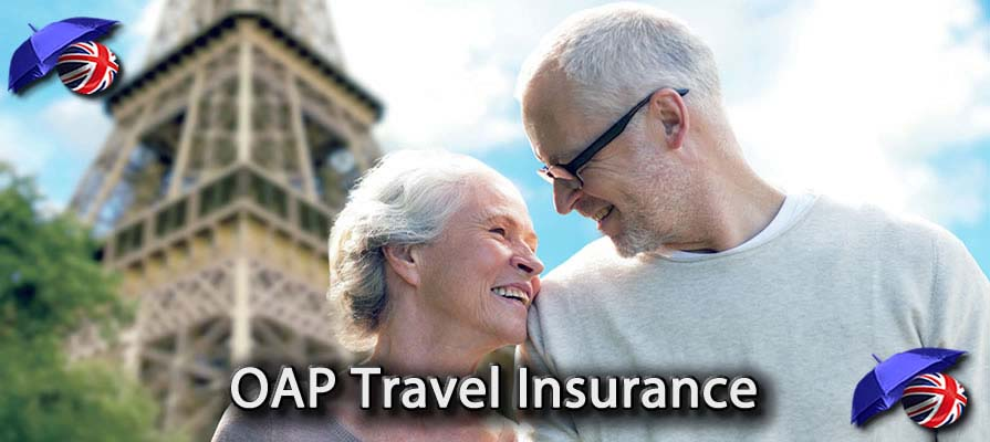 Travel Insurance For Over 60s in UK Image