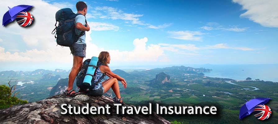 Student Travel Insurance UK Image