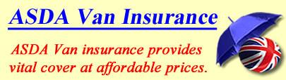 Image of ASDA Van insurance, ASDA insurance quotes, ASDA Van insurance