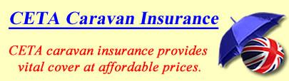 Image of CETA Caravan insurance, CETA Caravan motorhome insurance quotes, CETA Caravan insurance