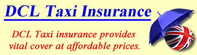 Image of DCL Taxi insurance, DCL insurance quotes, DCL Taxi insurance