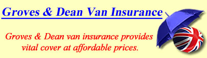 Image of Groves and Dean Van insurance, Groves and Dean insurance quotes, Groves and Dean Van insurance