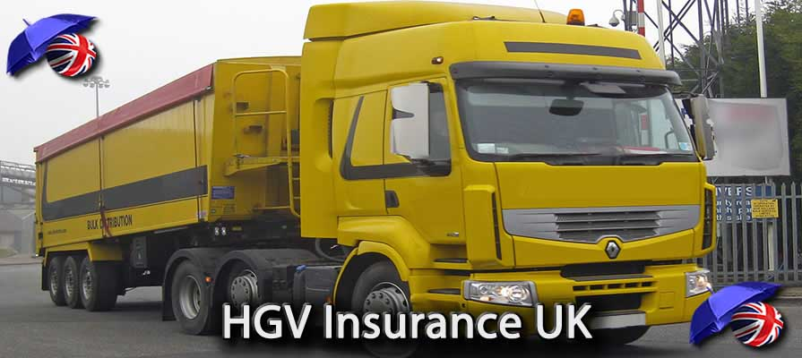 HGV Insurance UK Image, Lorry Insurance