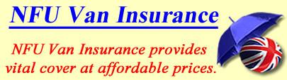Image of NFU Van insurance, NFU insurance quotes, NFU Van insurance