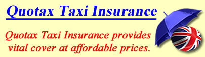 Image of Quotax Taxi insurance, Quotax insurance quotes, Quotax Taxi insurance