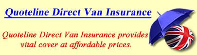 Image of Quoteline Direct Van insurance, Quoteline Direct insurance quotes, Quoteline Direct Van insurance