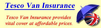 Image of Tesco Van insurance, Tesco insurance quotes, Tesco Van insurance